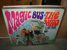 WHO magic bus ( rock ) decca 75064 stereo