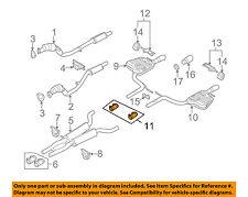 hangers clamps flanges for audi a6 quattro ebay rh ebay com