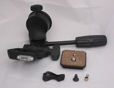 Pan/Tilt 3 way Tripod Head Weifeng used (all parts are there)