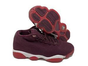 Nike Air Jordan Horizon Mens Basketball Shoes Maroon Size 9.5 845098 600 GUC