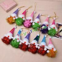 Babbo Natale ornamenti Festival del partito Xmas Tree Decoration Hanging
