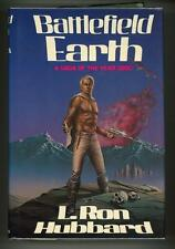 Battlefield Earth by L. Ron Hubbard 1st Edition- High Grade