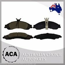 Premium Ceramic Front 1331 Brake Pads for Holden Adventra Commodore Statesman