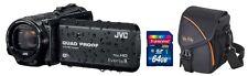 JVC GZ-RX615BEU SET-Angebot inkl. 64GB + Tasche ! RX615 GZRX615 + Zubehörpaket