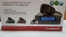CB-Funk AE 5890 EU AM/FM/SSB 4 Watt/12 Watt