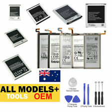 OEM Replacement Battery For Samsung Galaxy S10 S10+ S9 S8 Plus S7 S6 edge Tools