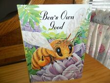 BEA'S OWN GOOD Hardcover Book DJ Linda Talley