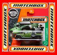 MATCHBOX   JEEP GLADIATOR   92/125   NEU&OVP