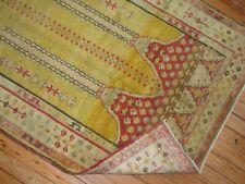 Antique Turkish Oushak Ushak Sivas Rug 2'11''x5&# 039;8''