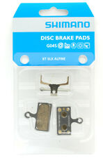Shimano G04S Metal Disc Brake Pads fit XTR XT SLX Deore ALFINE & RB, READ