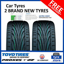 2X New 215 40 16 Toyo Proxes T1-R 86W 2154016 215 40 16 (2 TYRES)