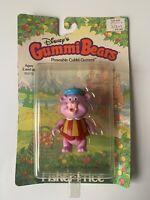 Vintage 1985 Disneys Gummi Bears Poseable Cubbi Gummi Fisher Price New In Box