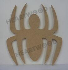 Spiderman logo in MDF 170mm x 6mm/Spider/super heroes