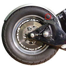 1,5 mm Stahlfender 15 Zoll Heckfender für Custombikes Harley VT VN XVS Sportster