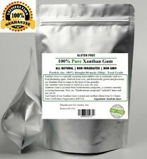 1 kg (2.2 lb) Xanthan Gum Powder in Package - Food Grade -Free Shipping,Non-Gmo