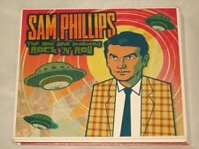 SAM PHILLIPS - 2 CD SET - THE MAN WHO INVENTED ROCK N ROLL