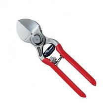 AUSONIA 31110 Forbice da potatura professionale in acciaio a doppio taglio cm21
