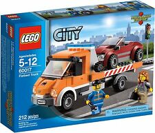 LEGO City Flatbed Truck (#60017)(Retired 2013)(Rare)(NEW)
