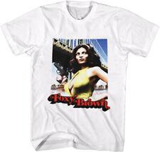 Foxy Brown Pam Grier Blaxploitation Retro Movie T-Shirt Unisex Cotton size S-3XL