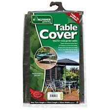 Housses de meubles extérieurs de jardin et de terrasse verts Kingfisher