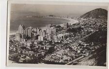 Brazil, Rio De Janeiro, Copacabana RP Postcard, B199