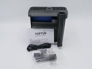 Top Fin Silenstream 30 Gal Power Filter New in open box Aquarium Tank Filter