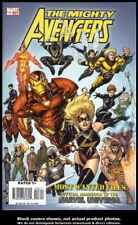 Mighty Avengers: Most Wanted Files #1 Marvel 2007 FN
