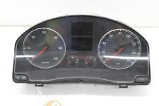 2006 VOLKSWAGEN GOLF PLUS 1896cc Diesel Manual Speedometer Speedo Clocks