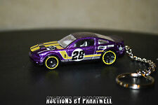 '07 '08 '09 Ford Shelby GT-500 1/64th Scale Custom Keychain Porte Cles Llavaro