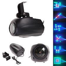 64 LED Laser Projector Stage Lights RGB Lighting Xmas Party KTV DJ Disco Light
