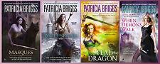 SIANIM Fantasy Series by Patricia Briggs MASS MARKET PAPERBACKS 1-4!
