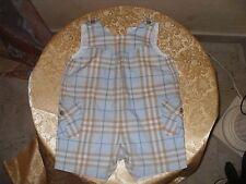 Tutina bimbo BURBERRY in cotone(pagliaccetto)