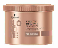 BLONDME Bonding Mask Kur All Blondes 500ml  Schwarzkopf