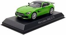 Mercedes AMG GT R Coupè 2017 Verde opaco metallico 1 43 Norev