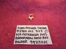 RANGER MAZDA B2900 GLC 323 MILLENIA NOS HOOD ROD HOLDER 997151101 FREE SHIPPING
