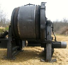 Ball Mill, 6 ft Dia X 5 ft Wide, 60HP, Ceramic Lined, 230/460 VAC, 3 Ph