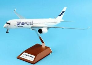 "JC Wings XX2233, Finnair Airlines Airbus A350XWB ""One World"", 1:200"