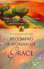 Becoming A Woman Of Grace A Bible Study, Heald, Cynthia, Good Condition, Book