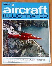 Aircraft Illustrated 1971 November Cessna O-2A,Westland Sea King,Hawker