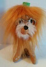 725 TKR made in Japan with Tags \u2013 Stuffed Bull Dog Sheriff Vintage Jestia Vinyl Dog No