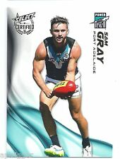 2016 Select Certified Base Card (153) Sam GRAY Port Adelaide