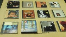 Lot of easy listening pop vocal soundtrack CDs many rare Japan European imports