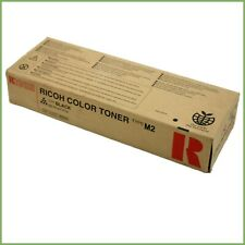 Genuine Ricoh 885321 Aficio 1224C type M2 toner cartridge - black & warranty