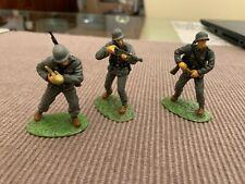 Deutsche Wehrmacht Figuren von Frontline (echte 54mm) wie King Country Britains