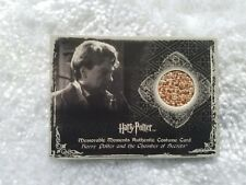Harry Potter Memorable Moments 2 Gilderoy Lockhart Costume Card C2 #054/570