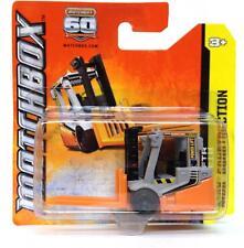 Matchbox Diecast Car MBX Construction MBX LFTR Forktruck 60th Anniversary BBK32