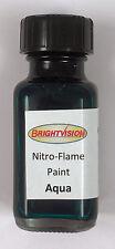 Brightvision AQUA Nitro-Flame Redline Restoration and Custom Paint - AQUA