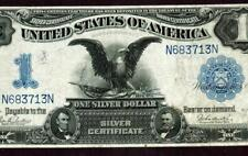 $1 1899 ( Black Eagle ) Silver Certificate * More Paper Currency for Auction.