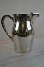 Vintage Silver-Plated Pitcher from Poole Silver Company ~#530