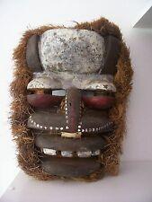 old african mask. Ancien masque Africain afrikanische kunst guéré cote d'ivoire